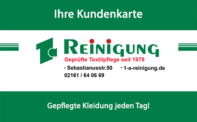 1-a Reinigung Korschenbroich